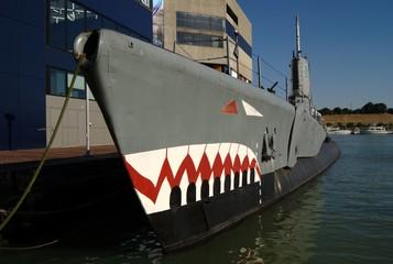 Submarine in Baltimore