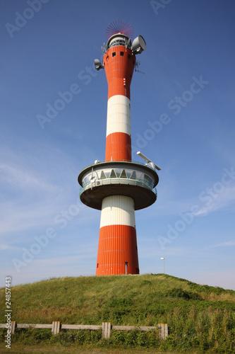 Leinwanddruck Bild Leuchtturm