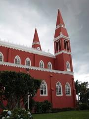 Red Metal Church