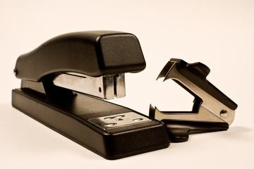 stapler and staple puller