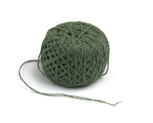 Green thread clew