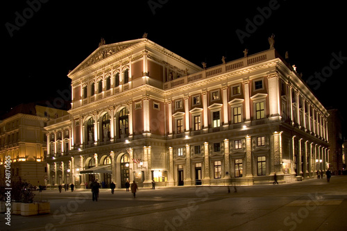 Wiener Musikverein - Vienna music hall
