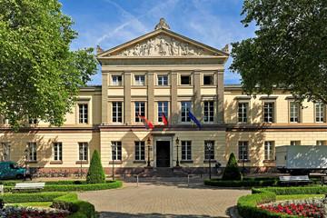 Die alte Aula der Universität in Göttingen