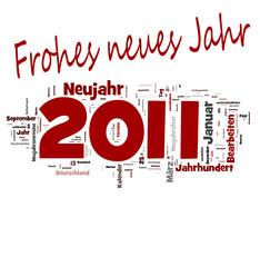 2011 Frohes Neues Jahr