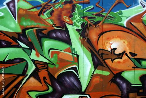 tag graffiti art abstrait urbain peinture photo libre de. Black Bedroom Furniture Sets. Home Design Ideas