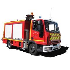 Camion de pompiers ' Véhicule de secours routier '