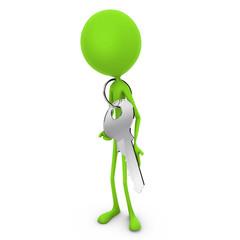 Mr. Emotion V37.1c Key grün