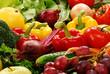 Detaily fotografie Složení se syrovou zeleninu