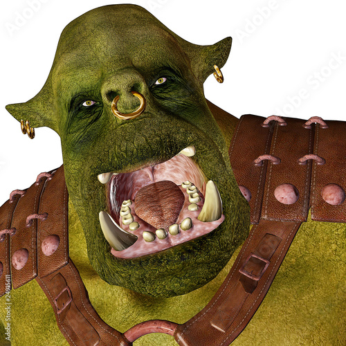ogre - mad at all