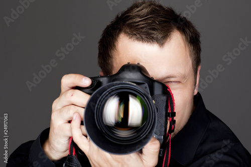 Leinwanddruck Bild fotograf