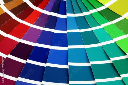 nuancier peinture photo libre de droits sur la banque d 39 images image 24924897. Black Bedroom Furniture Sets. Home Design Ideas