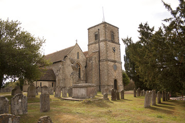 ST MARYS CHURCH STORRINGTON
