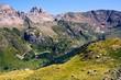 Paysage des Pyrénées (France)