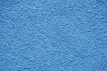 Intonaco blu finitura parete muro