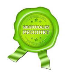 Regionales Produkt, button, siegel, stempel, plakette
