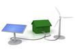 eco enegry house