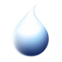vector water drop