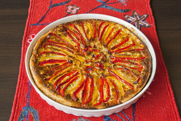 The paprika pie @ allari