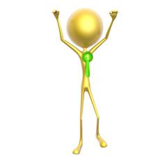 Mr. Emotion V44.1a Winner Golden