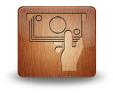 Wooden Icon