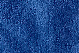 Blue protective building material made of paper fibers
