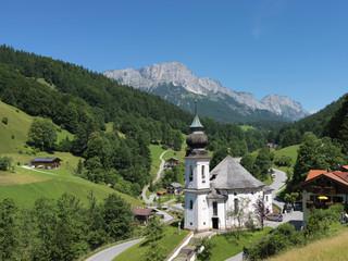 Bayern, Oberbayern, Maria Gern, Kirche