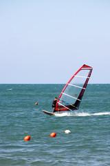 Windsurf in velocità..