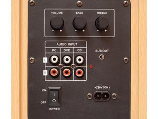 audio input panel