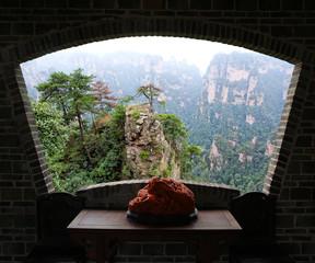 ZhangJiaJie national park in China