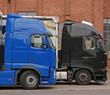 Fototapeten,laster,spedition,logistik,transport