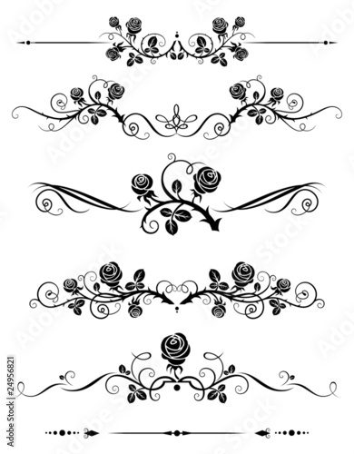 Decorative elements