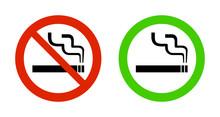 Piktogram i zakazy palenia papierosów palenia może oznaczać