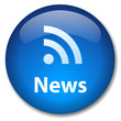 NEWS Web Button (rss feed internet media breaking headlines ok)