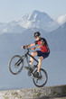 Mountainbike Wheely