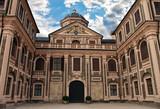 Favorite Castle was built by JML Rohrer 1710 1730 in  Germany. poster