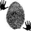 Fingerprint-Palm print
