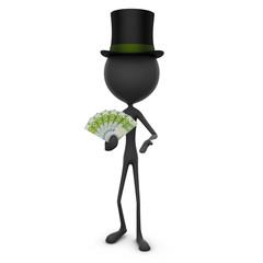 Mr. Emotion V47.2a Money Magic EURO black