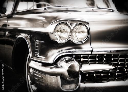 American Classic Caddilac Automobile Car