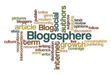 Blogosphere - Word Cloud