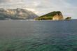 Island of Sveti Nikola near Budva, Montenegro