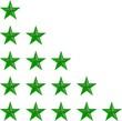 Bewertungssystem 5 Sterne