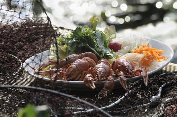 Flusskrebse, Gourmet,