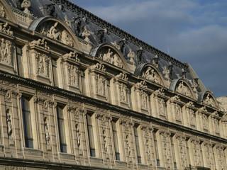 Museo del Louvre en Paris
