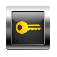 Metal Button Key