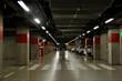 Underground parking lot 地下駐車場