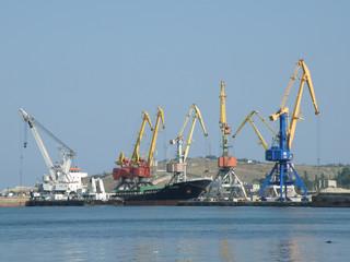 Port of Feodosia