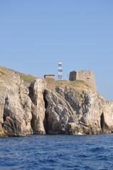 Faro di Punta Campanella