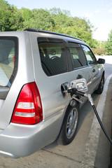 vehicle refueling