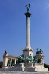 Milleniumsdenkmal Budapest