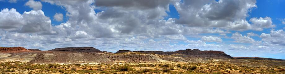 Painted Desert Panorama